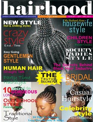Hairhood (Categorise) Hairstyle Magazine