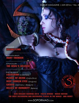 Sopor Magazine - ISSUE 4