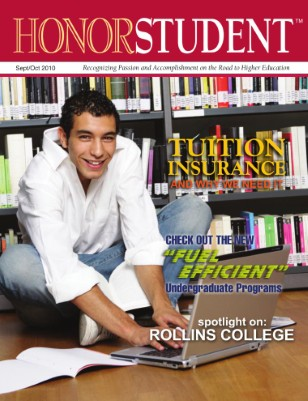 Honor Student Magazine: September / October 2010