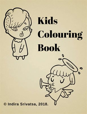 Kids Colouring Book 5