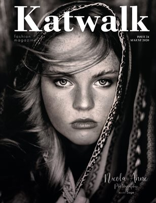 Katwalk Fashion Magazine Issue 24, August 2020.