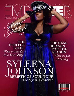 SYLEENA JOHNSON COVER FEATURE 2018