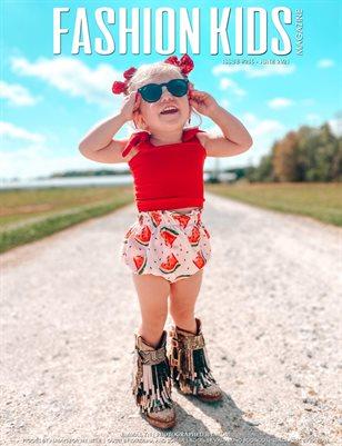 Fashion Kids Magazine | Issue #256