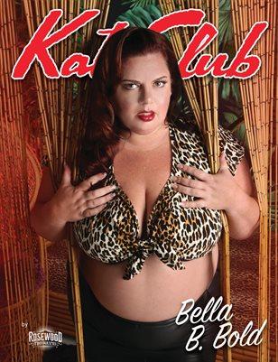 Kat Club No.17 – Bella B. Bold Cover