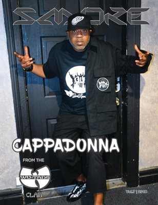 Smoke Magazine Volume 7 Cappadonna