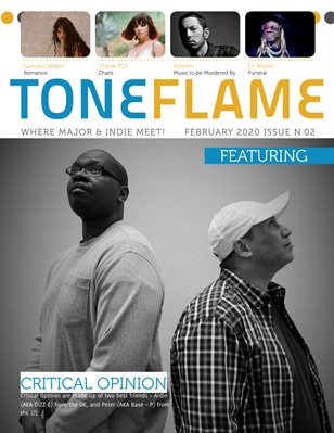 ToneFlame Urban Magazine February 2020