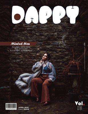 Dappy Magazine April 2021 (Vol-10)