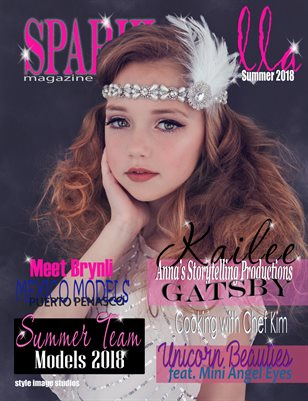 Sparkle Bella Magazine Summer Issue 2018