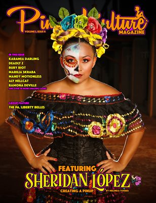 Pinup Kulture Magazine Volume 3, Issue 11