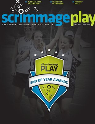 Scrimmage Play Volume 5, Issue 1