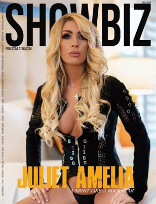 SHOWBIZ Magazine - Nov/2019 - Issue 18