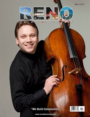 Reno Talent Magazine March 2017 Edition