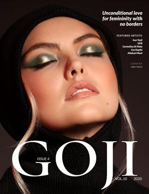 GOJI MAGAZINE ISSUE 4 VOL.10 2020