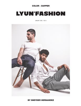 LYUN ISSUE No.13 (VOL No.2) C3