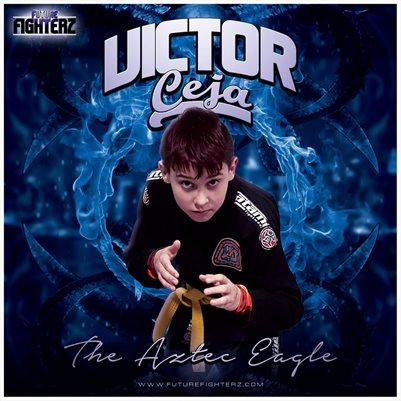 Victor Ceja 8x8 Comp Card