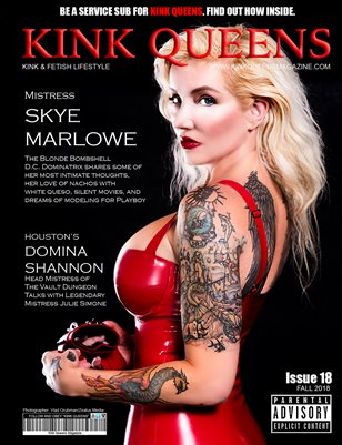 KINK QUEENS MAGAZINE | ISSUE 18 | FALL 2018
