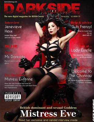 Darkside Magazine Issue 5