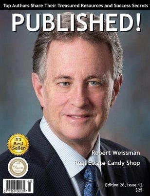 PUBLISHED! Excerpt featuring Robert Weissman