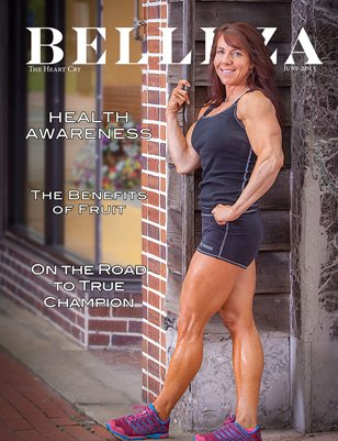 Belleza Magazine: The Heart Cry-Fitness