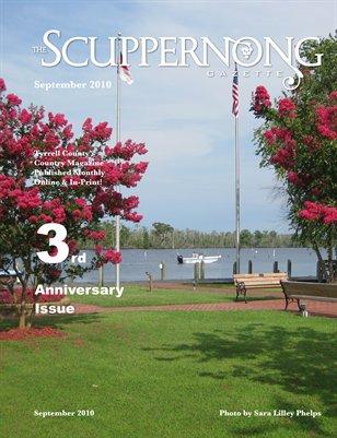 Scuppernong Gazette September Issue 2010