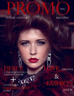 Gothic Couture-Issue 12
