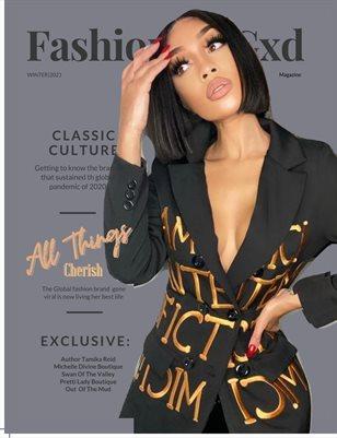 "Fashion Gxd Magazine "" All Things Cherish"""