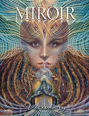 MIROIR MAGAZINE • Visionary • Amanda Sage