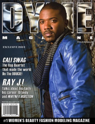 2011 Winter/ Spring Issue w/ Ray J.