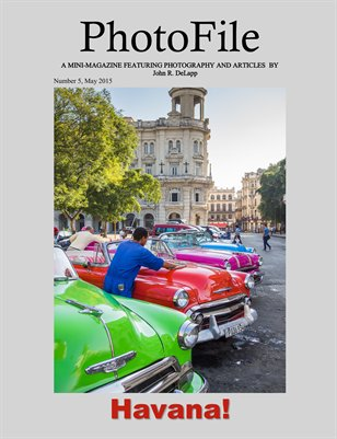 PhotoFile # 5 - Havana!