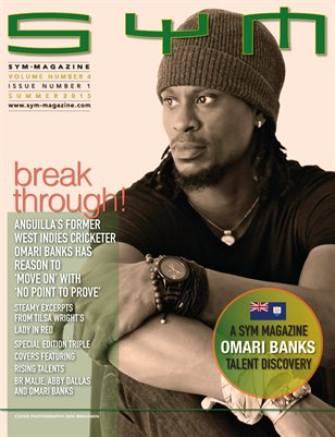 SYM Summer 2015_Omari Banks