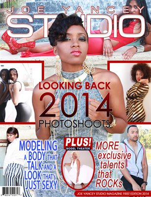 Looking Back 2014 Photo Shoots