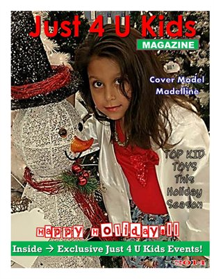 Holiday Magazine 2014