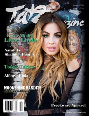 Tat2 Magazine Issue #10 May 2014