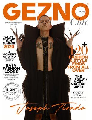 GEZNO Magazine May 2020 Issue #05