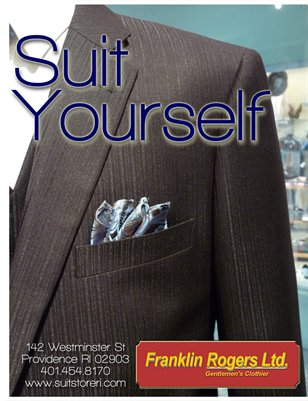 Suit Yourself ~ 2016 Yearbook
