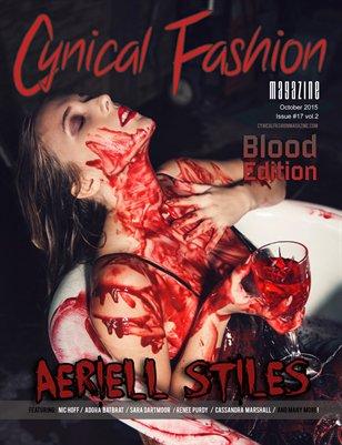 Cynical Fashion Mag Issue# 17 Vol.2