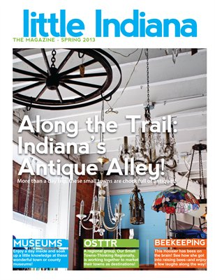 little Indiana Quarterly -- Spring