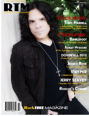 Rock Thiz Magazine Oct 2013