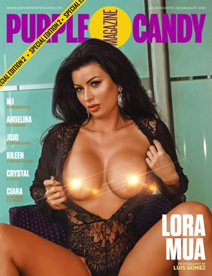 PURPLE CANDY MAGAZINE SPECIAL EDITION 2-JULY 2021
