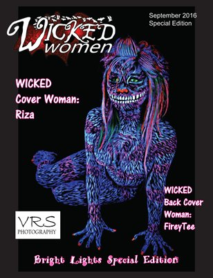 WICKED Women Magazine-Bright Lights Special Edition: September 2016