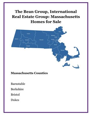 The Bean Group, International Real Estate Group: Massachusetts Homes for Sale