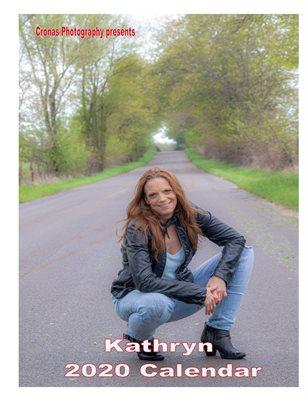 2020 Kathryn calendar