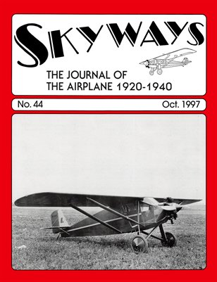 Skyways #44 - October 1997
