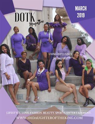 DOTK Magazine March 2019