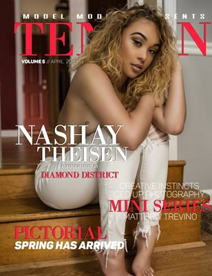 Tension Magazine #5 (Nashay)