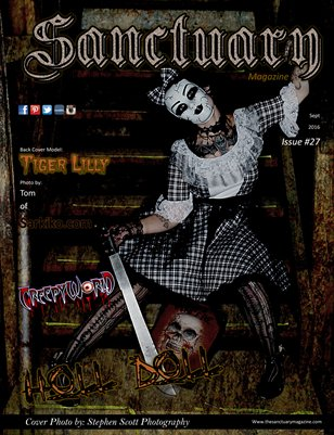 Sanctuary Magazine Issue #27