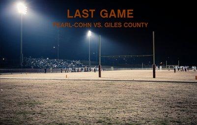 Last Game : Pearl-Cohn