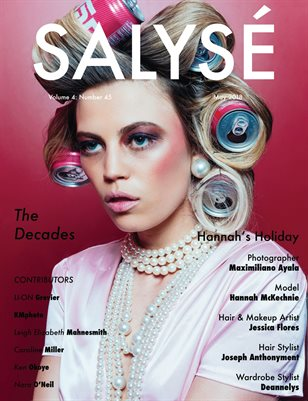 SALYSÉ Magazine | Vol 4 : No 45 | May 2018