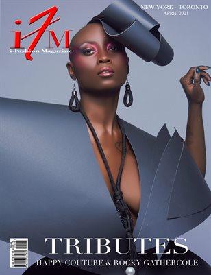 i-Fashion Magazine - April 2021