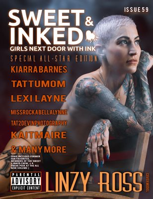 Sweet & Inked All-Star Edition Issue #59